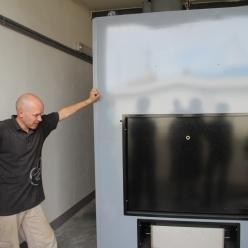 Vykládka a instalace kremační pece6