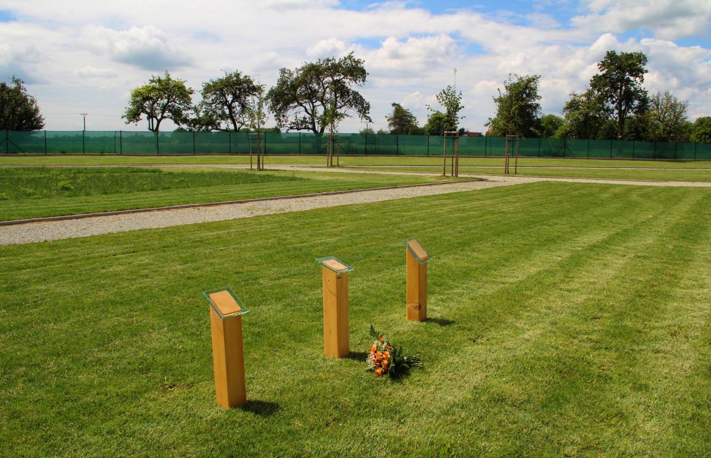 Hřbitov zvířat v Niměřicích