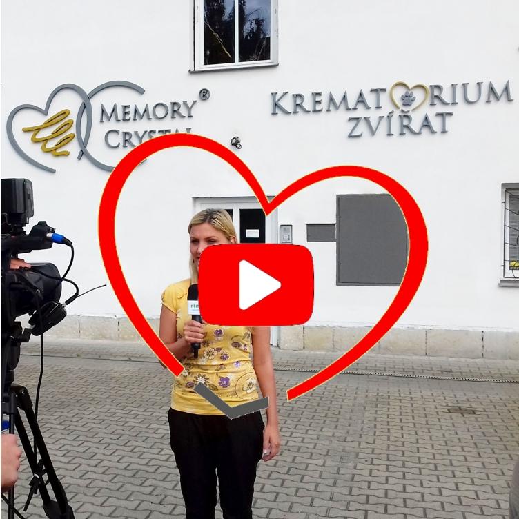 reportáž RTM plus z Krematoria zvířat Česká Lípa